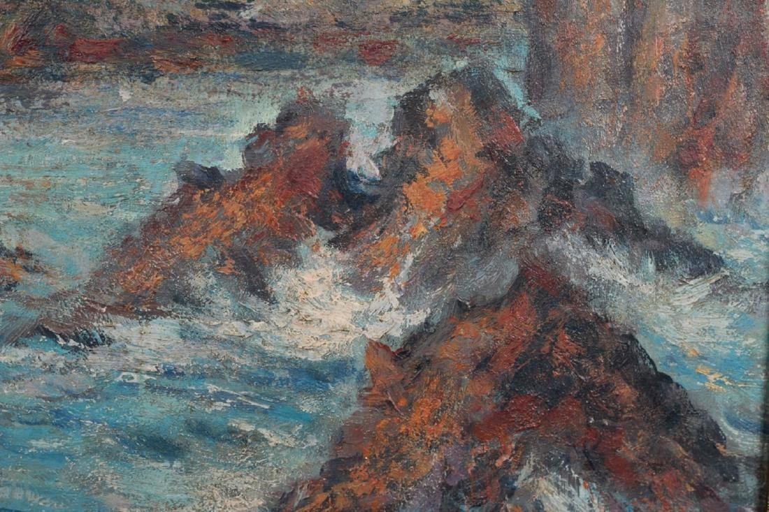Attr Claude Monet French (1840-1926) OOB - 6