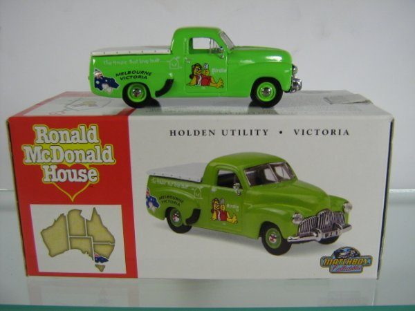 1218: MATCHBOX MODELS OF YESTERYEAR (10 PCS)