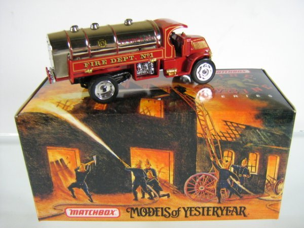 1219: MATCHBOX MODELS OF YESTERYEAR (12 PCS)