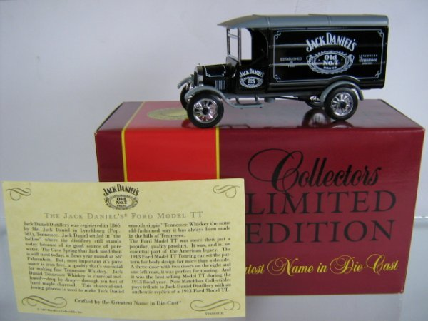1220: MATCHBOX MODELS OF YESTERYEAR (10 PCS)