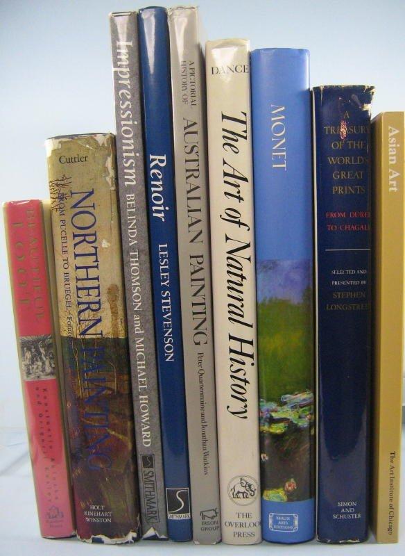6: BOOKS LOT
