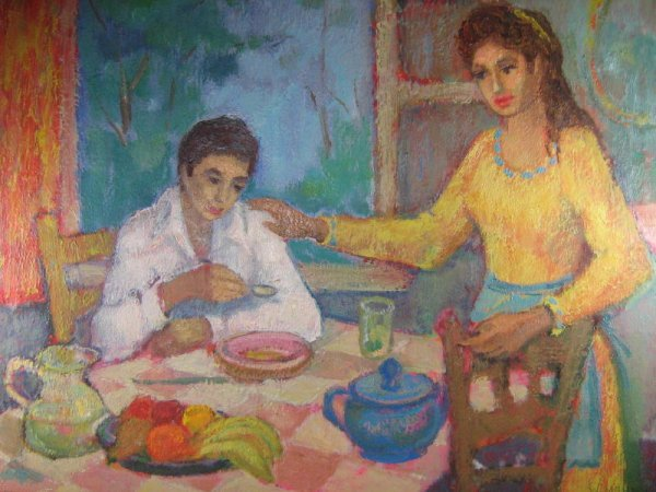 20: WADIE EL MAHDY (1921 - 2000)