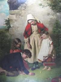 173: attributed to JOSHUA HARGRAVE SAMS MANN (XIX - 188