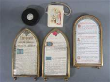 1275: RELIGIOUS ITEMS GROUPING