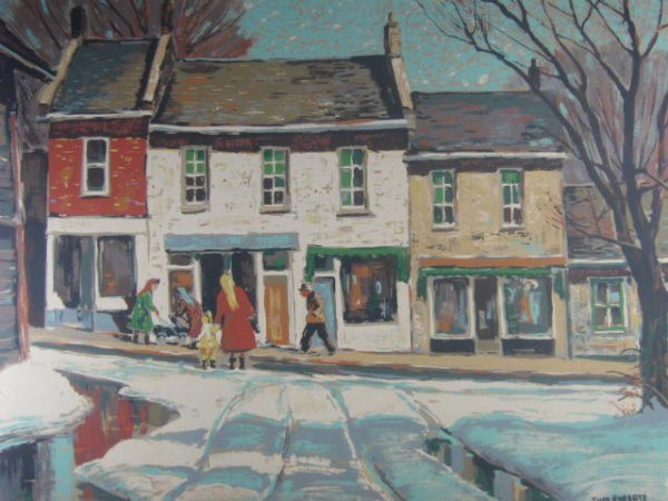 1: Tom Roberts  Canadian Art  Print