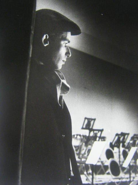6: Roloff Beny  Canadian Art  Photograph  Musician Glen