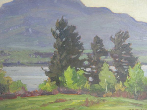 10: H.S. (Herbert Sidney) Palmer  Canadian Art  Quebec