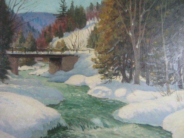 12: Tom Stone  Canadian Art  Ontario