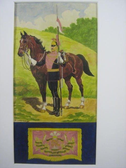 18: Richard Dudley  Canadian Art  Military  Toronto