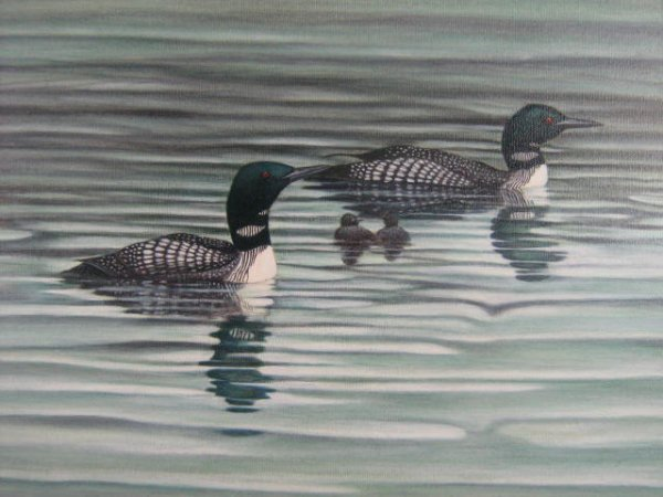 20: Neil Blackwell  Canadian Art  Wildlife