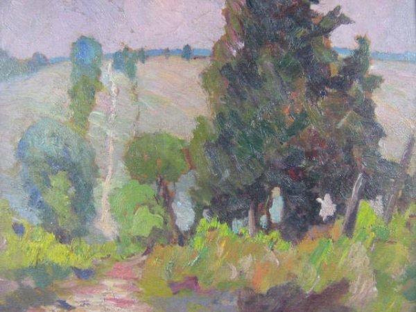 1010: E.A. Dalton Canadian Landscape Muskoka