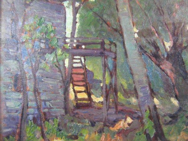 1011: E.A. Dalton Canadian Painting