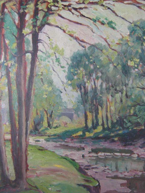 1012: E.A. Dalton Canadian Painting