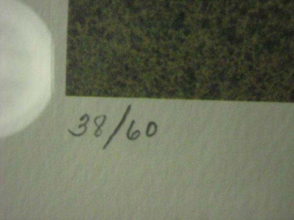 1024: A.J. Casson Canadian Rare Print Signed - 4