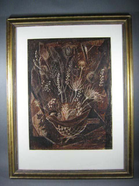 1072: Rody Courtice Canadian Abstract Art Markham - 2