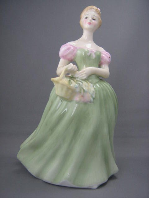2001: Royal Doulton Figurine Clarissa