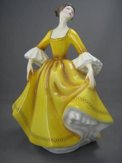 2002: Royal Doulton Figurine Stephanie