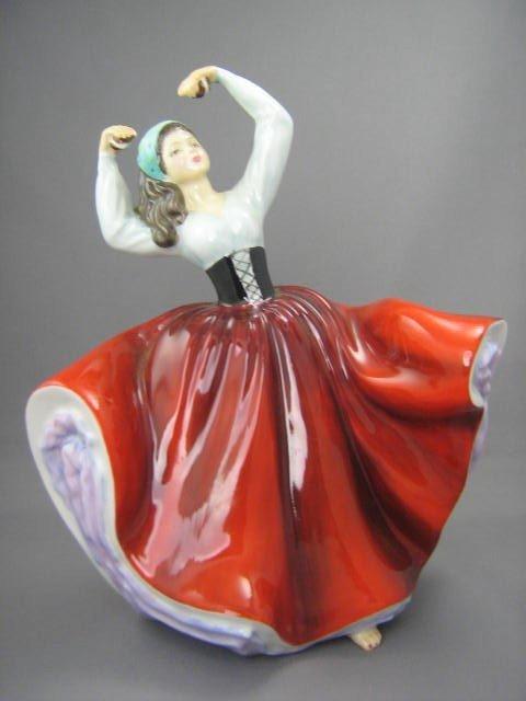 2003: Royal Doulton Figurine Karen