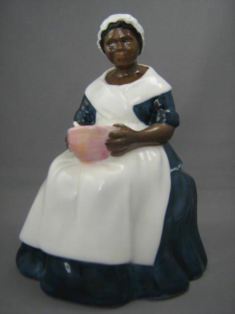 2007: Royal Doulton Figurine Royal Governors Cook Willi
