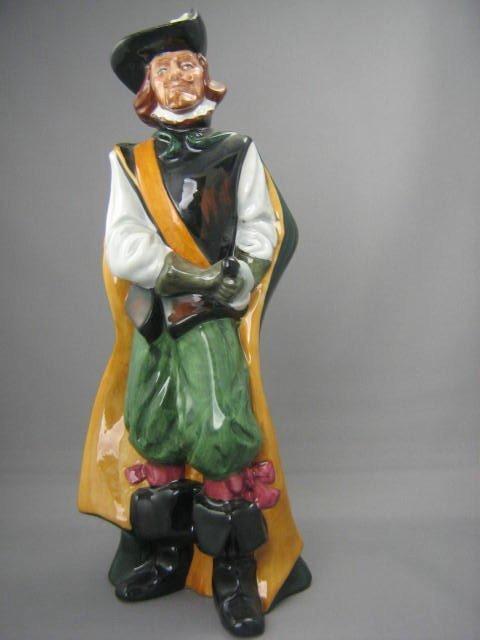2020: Royal Doulton Figurine Cavalier