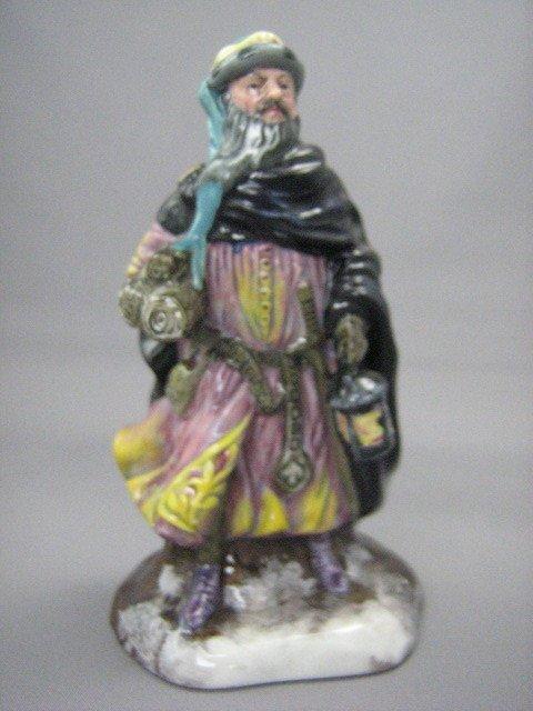 2021: Royal Doulton Figurine Good King Wenceslas