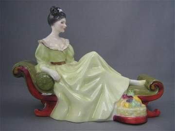 2024: Royal Doulton Figurine At Ease