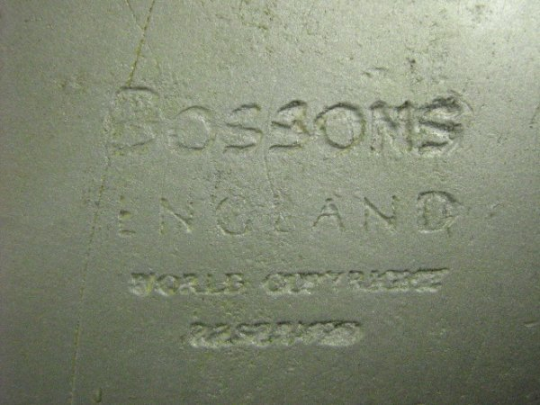 2061: Bossons England Animal Wall Plaque - 2