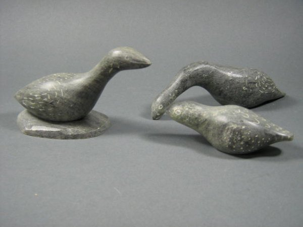 53: Soapstone Carvings Dimu