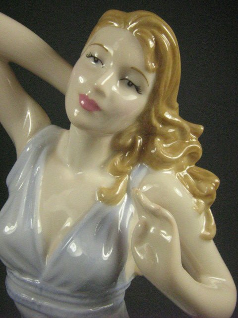 79: Royal Doulton Pretty Ladies Contentment HN4611 - 2