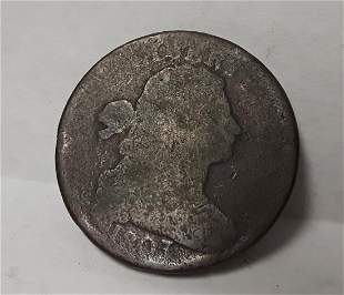 1807 Draped Bust US Large Cent