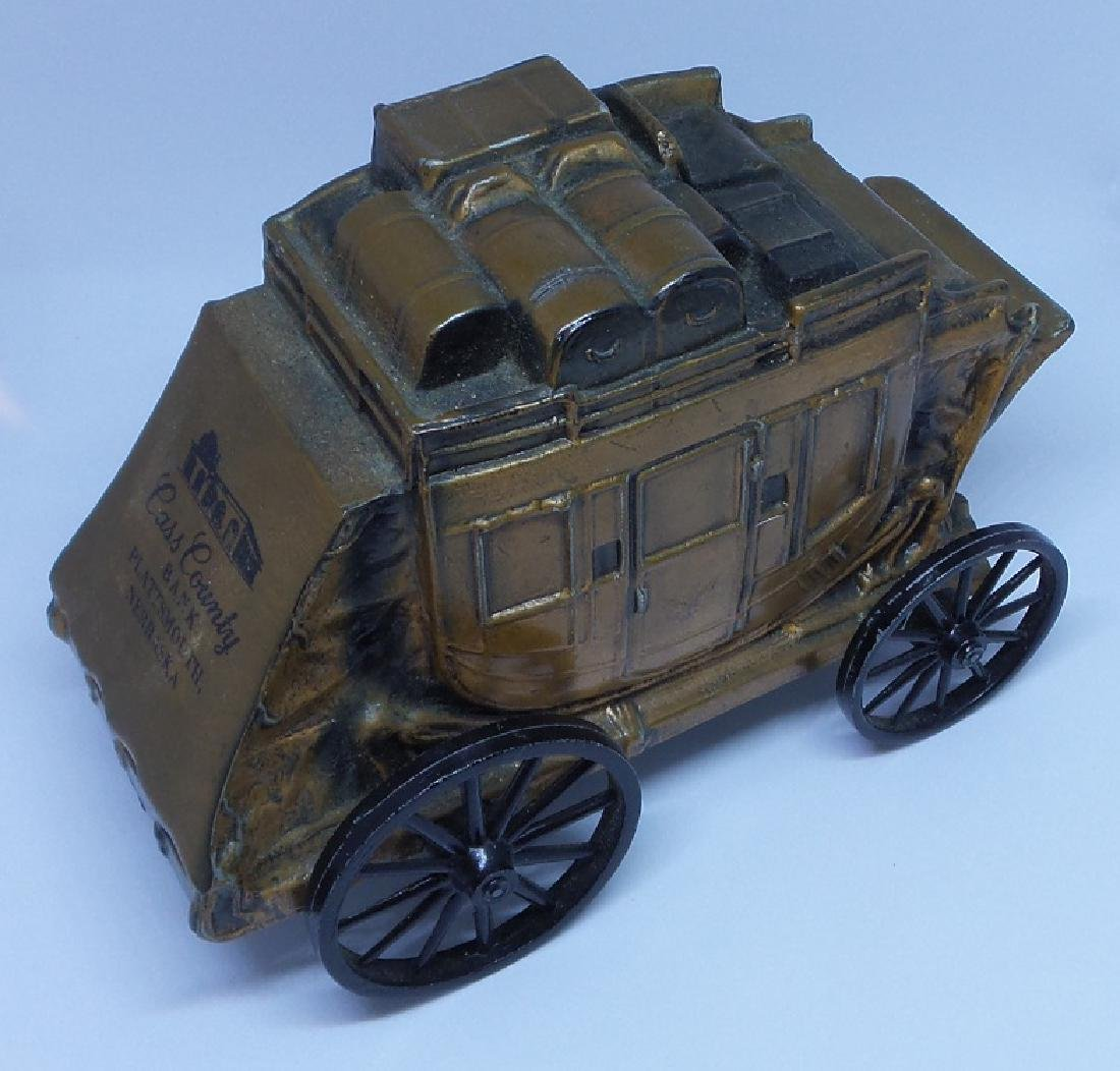 Vintage Carriage Savings Bank - 2