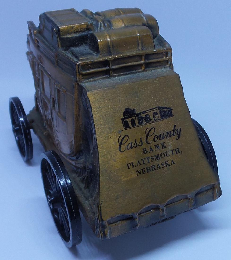 Vintage Carriage Savings Bank - 3