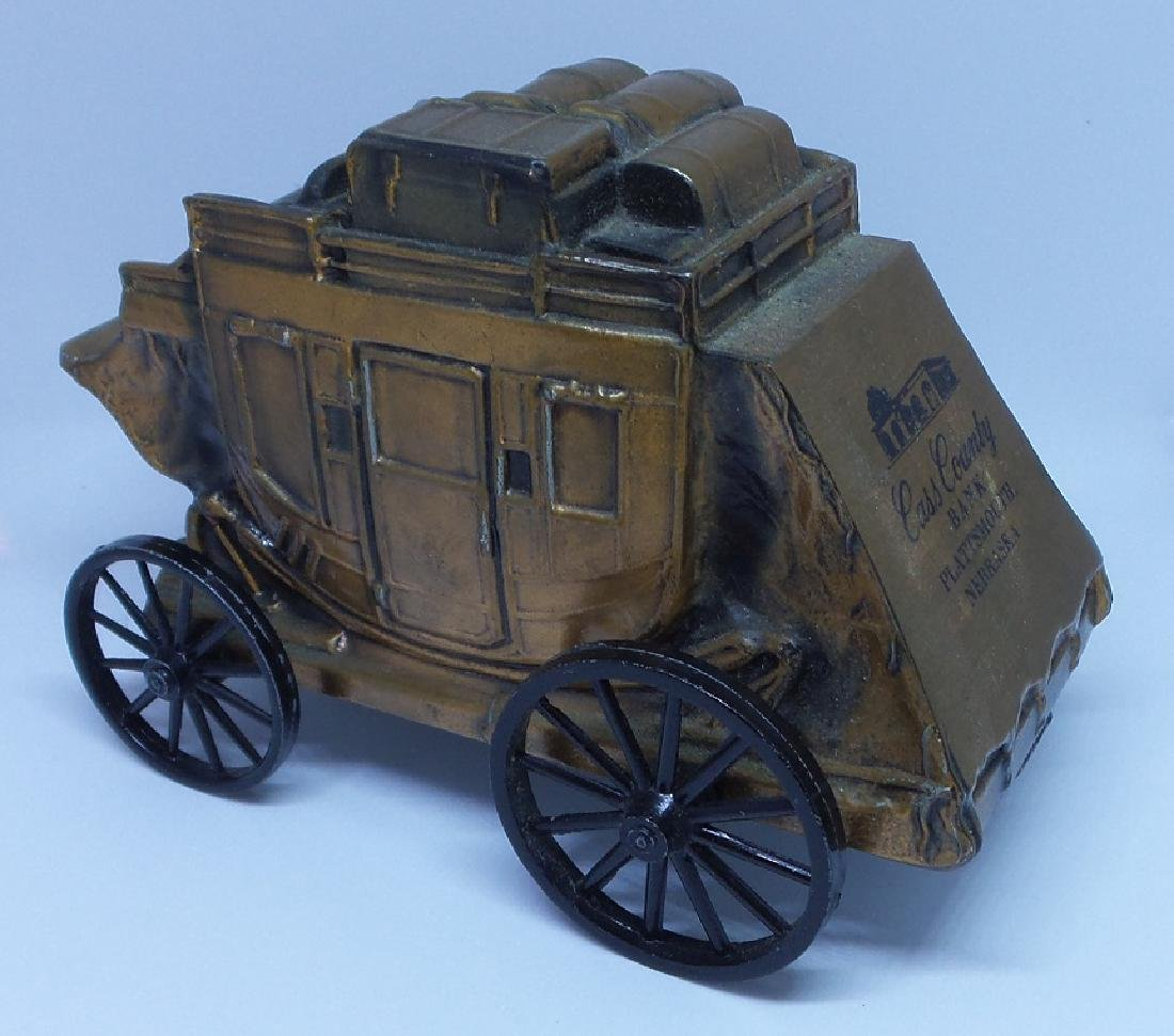 Vintage Carriage Savings Bank - 4