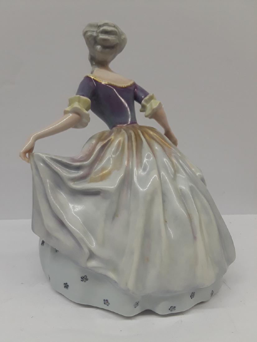 Vintage German Rosenthal Porcelain Figurine - 2