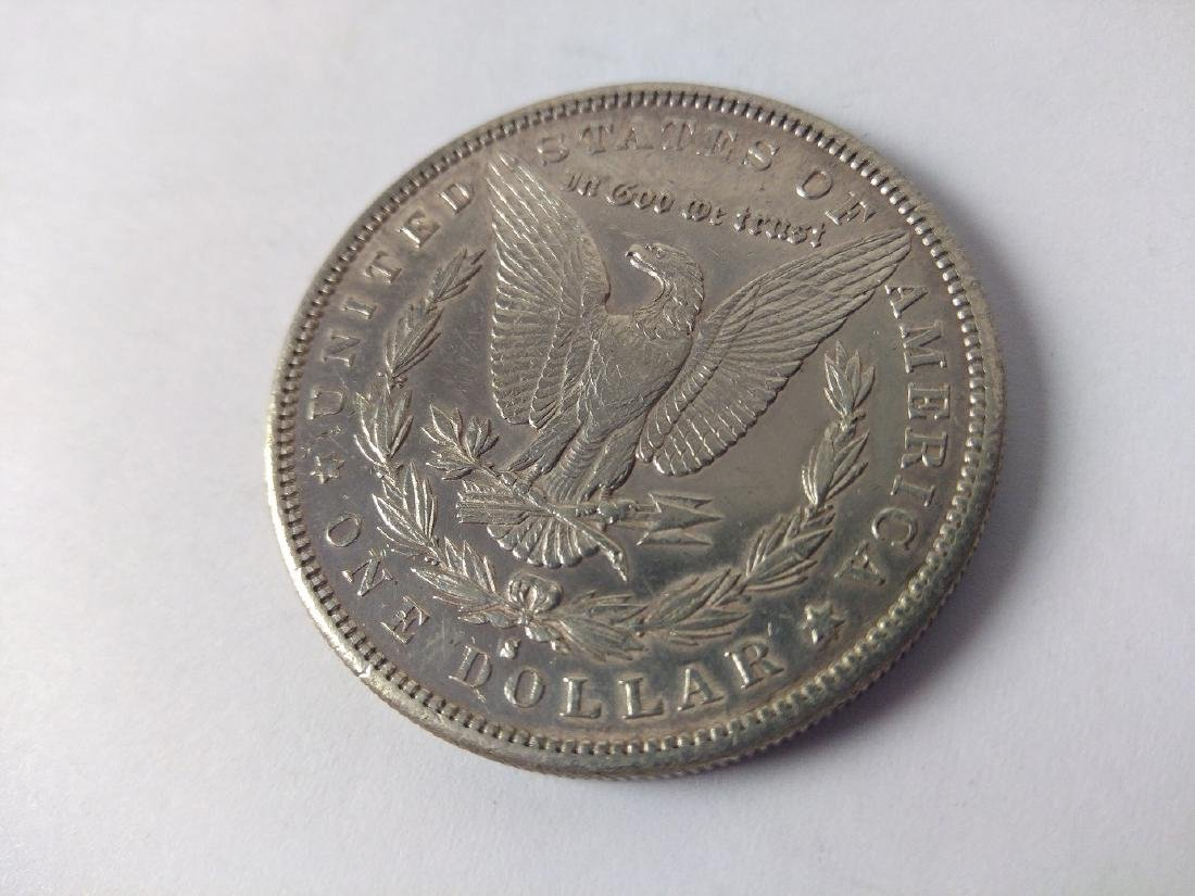 1882 S Morgan Dollar - Nice Grade - 2