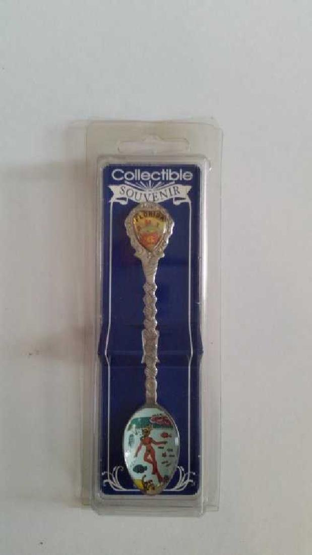 Antique Collectible Souvenir Spoon