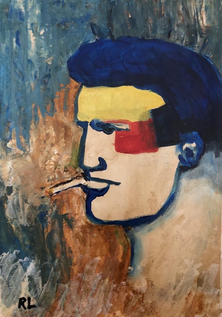 Robert Donald Laughlin (American, 1949-2011)