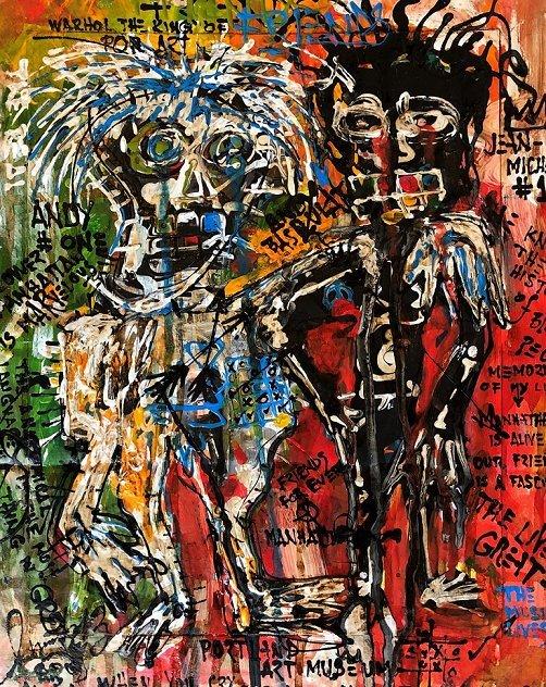 Jean Michel Basquiat Jean-Michel Basquiat American - 2