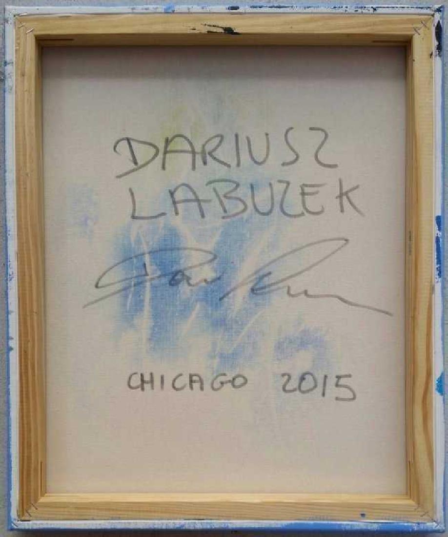 Dariusz Labuzek Mixed Media on Canvas American Art - 2