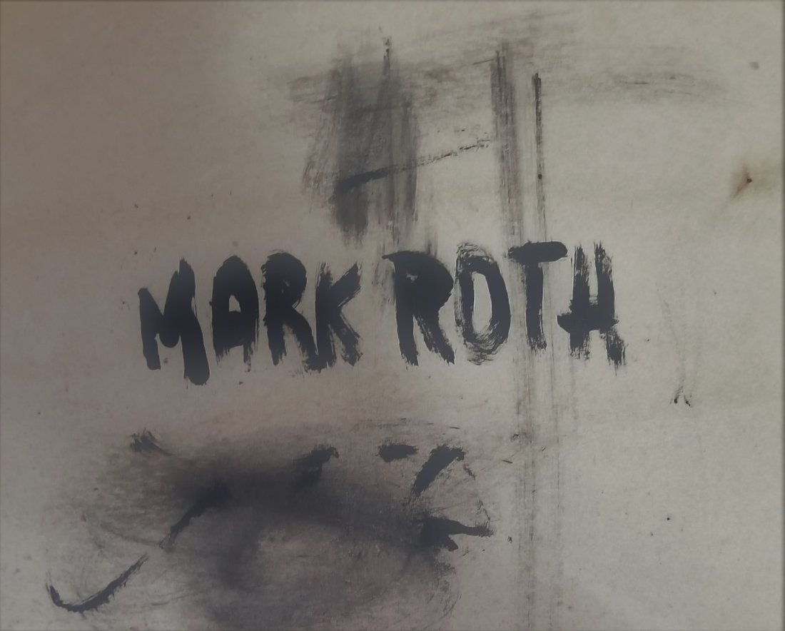 Mark Rothko Abstract Expressionism American -Style of - 2