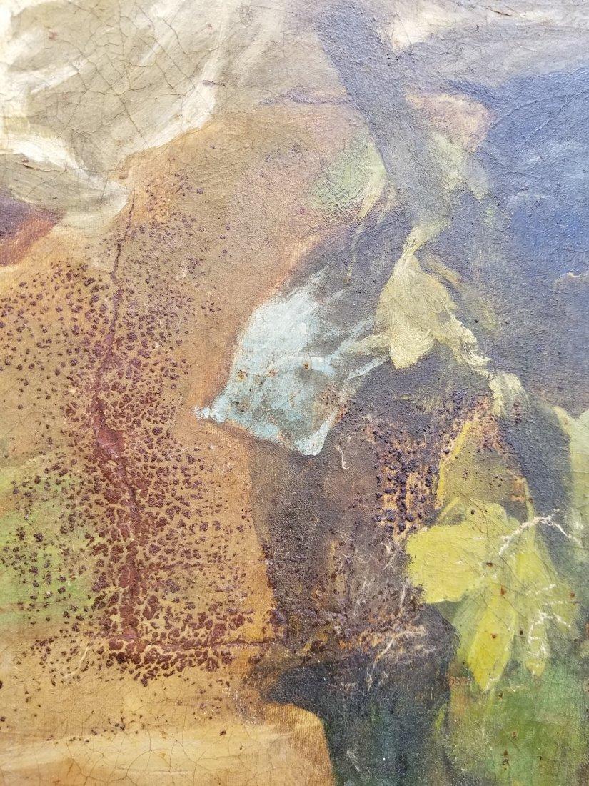 Jules Breton French Landscape - Style of. - 6