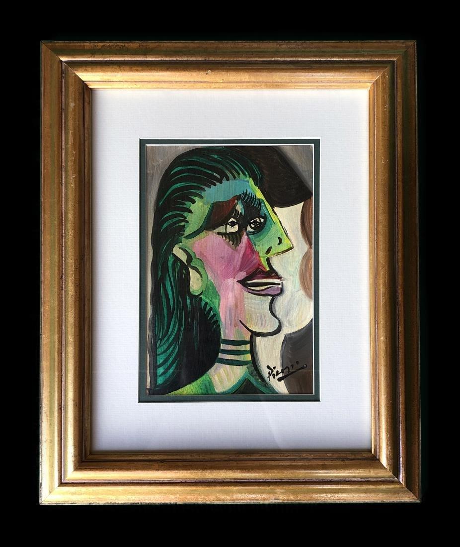 Famous Artwork Pablo Picasso Cubism