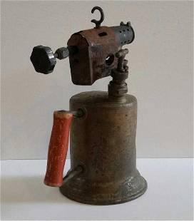 Antique Clayton Lambert old Kerosene Blow torch
