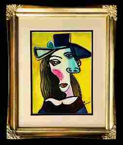 Pablo Picasso Cubism Spanish (1881-1973)