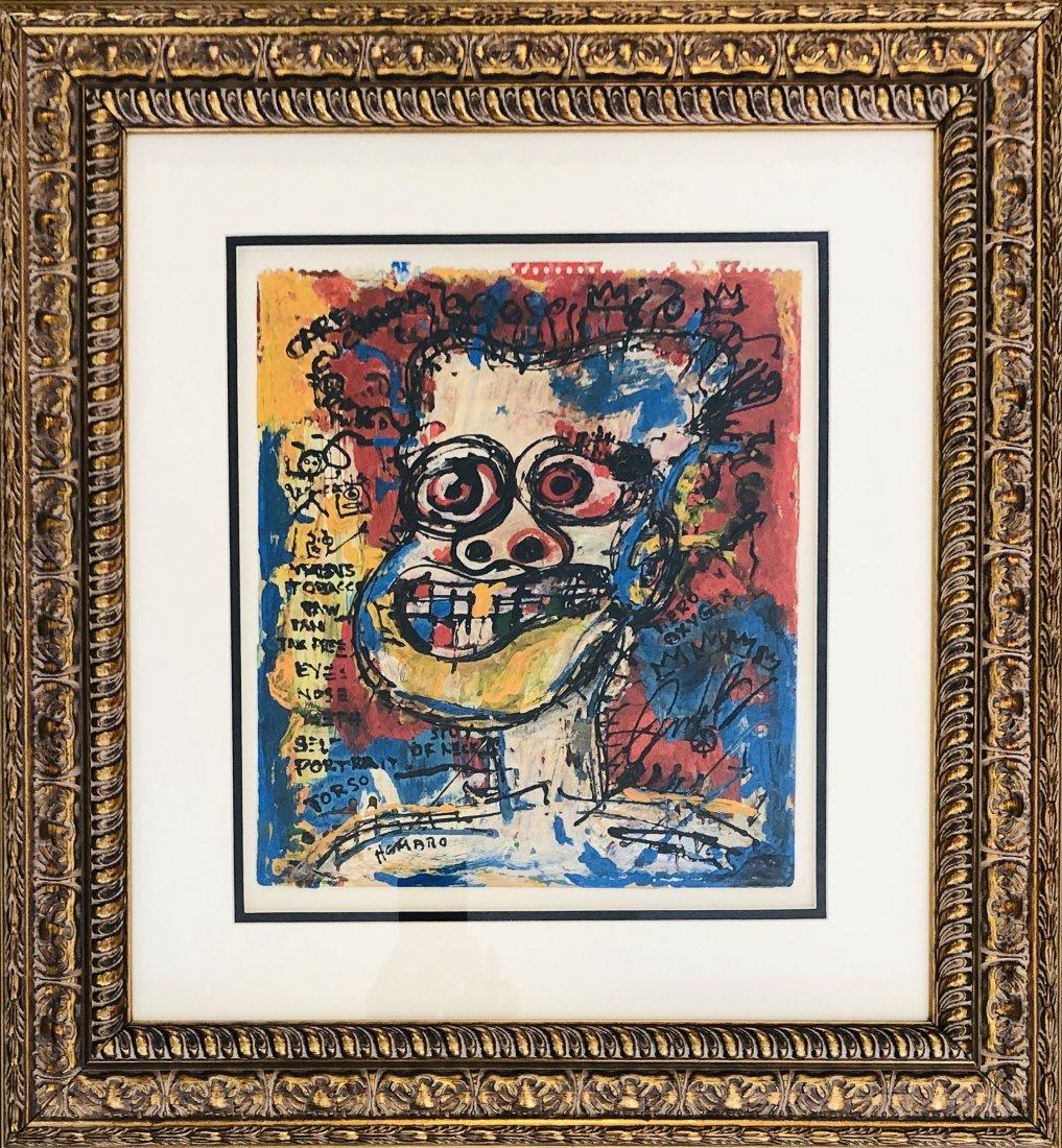 Jean Michel Basquiat Expressionism (1960-1988)