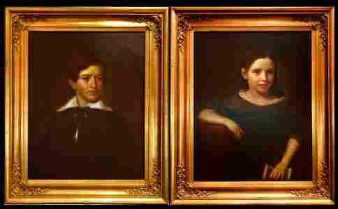 Rembrandt Harmenszoon van Rijn School Portrait Boy Girl