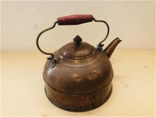 Antique Vintage 1950 Tea Kettle