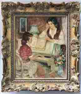 Pierre Auguste Renoir  Painting Oil on Canv