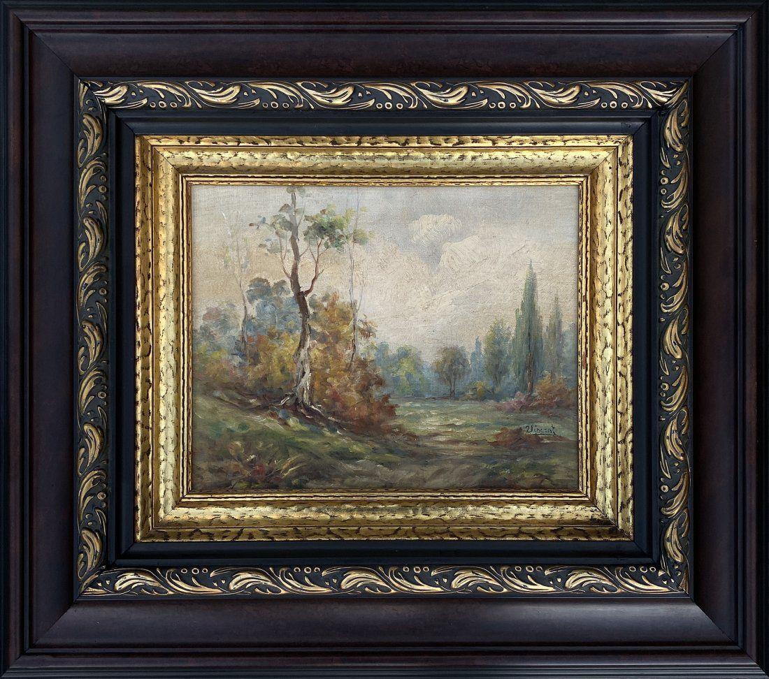 Vincent Van Gogh Landscape Oil Canvas impressionist Ar