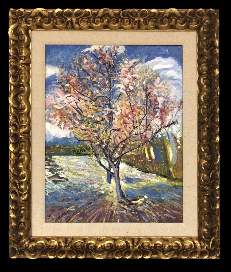 Vincent Van Gogh Landscape Dutch Impressionist